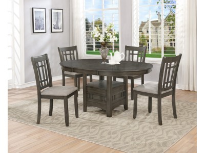 Vegas 5 PC Dining Table Set