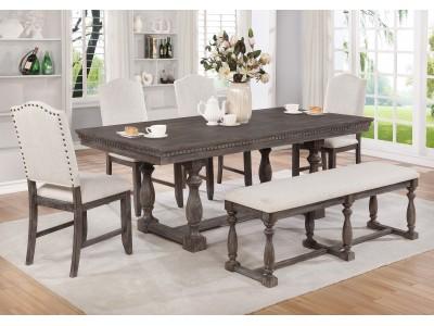 Albert - 5PC - Dining Table