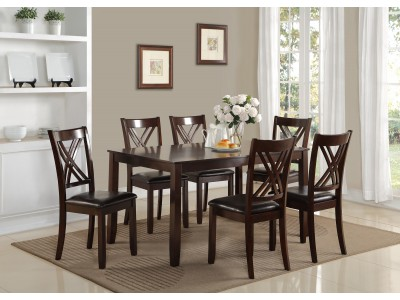 Charlotte 5 PC Dining Table Set