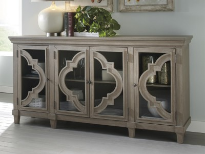 Cruella Accent Cabinet TV stand Server
