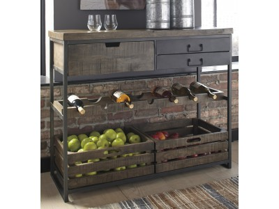 Wilde Accent Cabinet TV stand Server