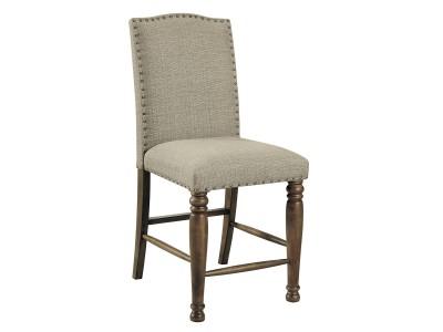 Chantilly - Upholstered Barstool (2/CN)