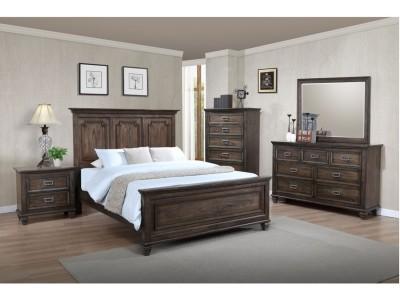 Hansel - 4PC - Bedroom Set