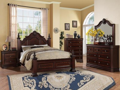 Charlot - 4PC - Bedroom Set