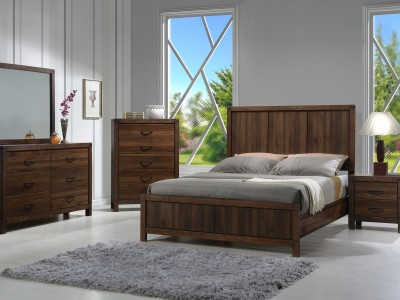 Alberto -WD - Bedroom Set