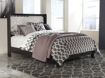 Corral - Queen Panel Bed