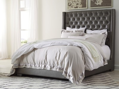 Carol -  Upholstered Bed