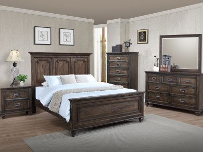 Brucklen - 4PC Bedroom Set