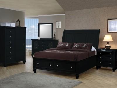 Anzio Beach Collection Bedroom Set