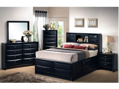 Brenda Storage Collection Bedroom Set