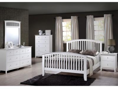Dolate - Bedroom Suite - King, Queen, Full or Twin