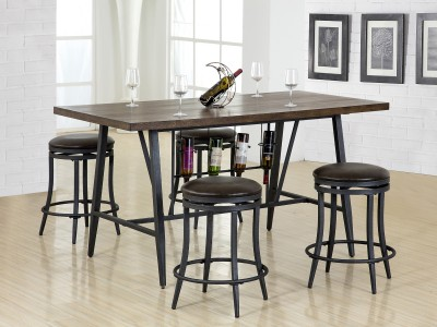 Jade - 5PC - Counter Height Dining Set