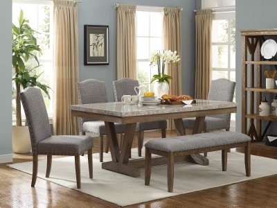 Viron - Marble Dining Table