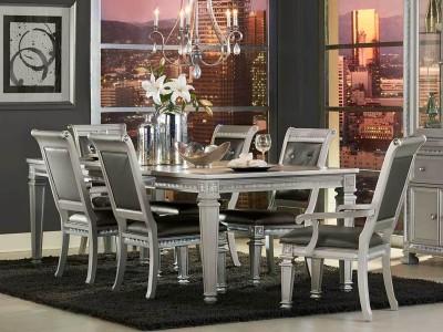 Belle Formal Dining Table Set