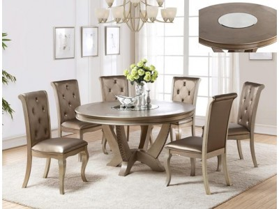 Amber - Dining Table Set