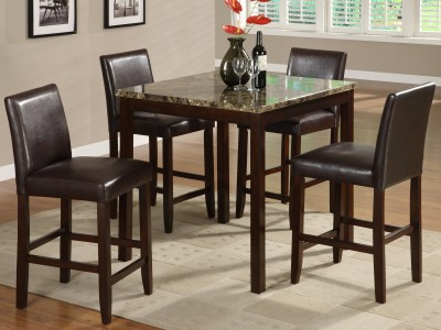 Anise Counter Height Table Set