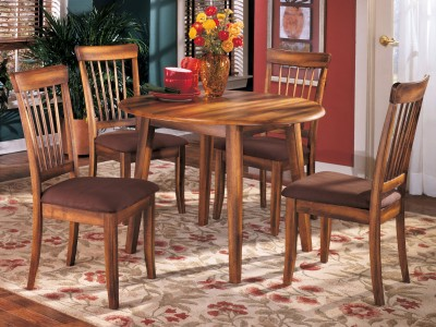 Berringer Round Dining Table Set