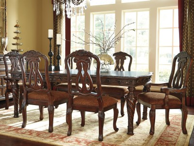 Cambridge Formal Dining Table Set