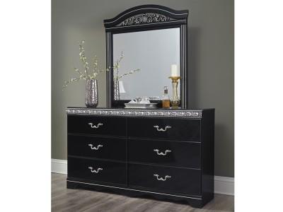Andromeda -  Dresser & Mirror