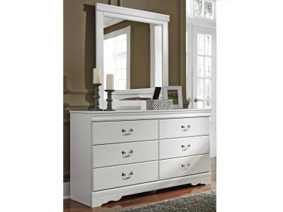 Coralin - Dresser & Mirror