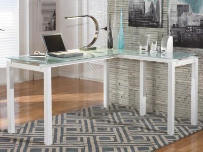 Baraga Office L-Desk