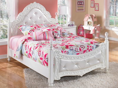 Exquisite Kids Full Bed 7B1887