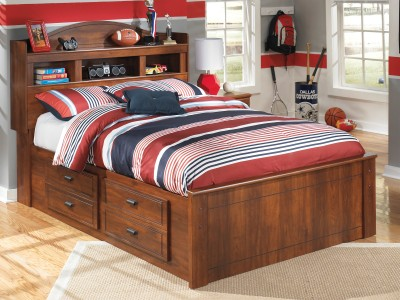 Barchan Full Storage Bed