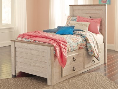 Marie - Twin Storage Bed