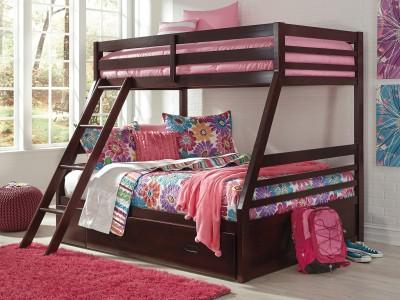 Halanton Twin/Full Bunk Bed