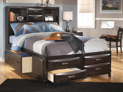 Kendall - Full Storage Bed
