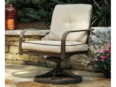 Predmore Swivel Rocker Lounge Chair