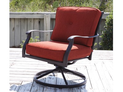Burnella Swivel Chair