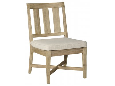 Clare View Chair with Cushion (2/CN)