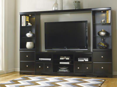 Luther - Entertainment Center