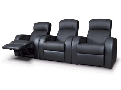 Miley - Home Theater Seats Black