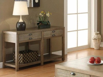 Craft Style - Sofa Table
