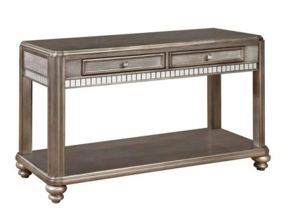 Lauren Platinum - Sofa Table