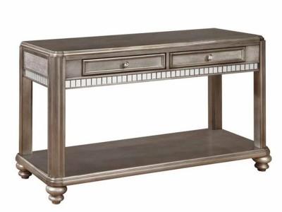 Lauren Platinum - Sofa Table