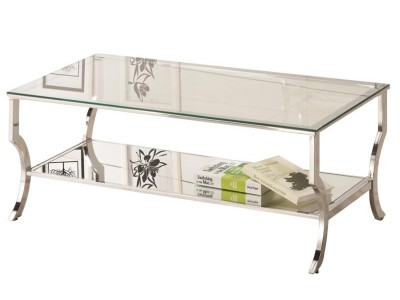 Bella - Glass Top - Coffee Table