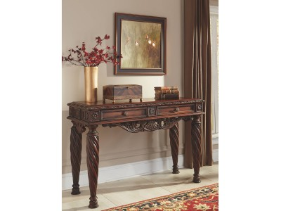 Cambridge - Dark Brown - Sofa Table